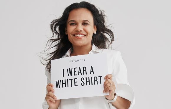 White Shirt Campaign 2020