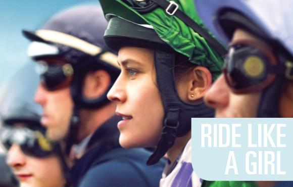 Ride Like a Girl - Movie Fundraiser